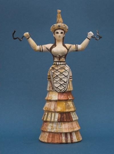 figurine-schlangengottin-von-knossos