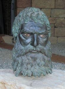 Kopf von Seuthes III