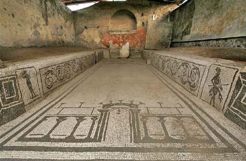 mithraeum von ostia